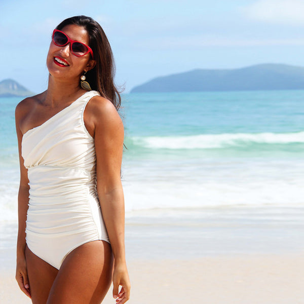 Icon Swimsuit, Ivory - Albion - 6
