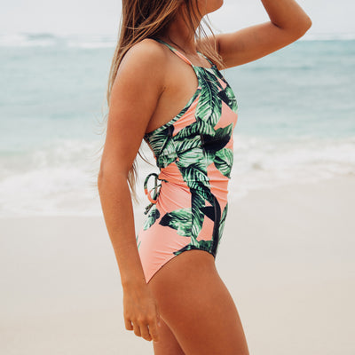 The One-Piece Waikiki Swimsuit