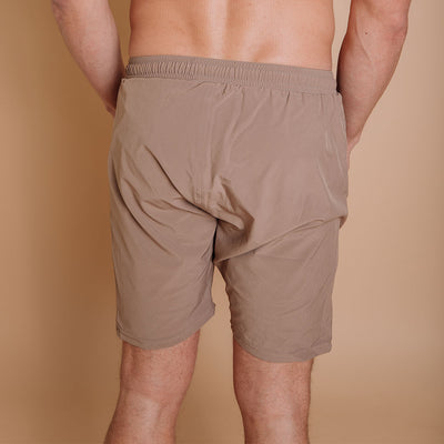Wind and Sea Shorts, Khaki