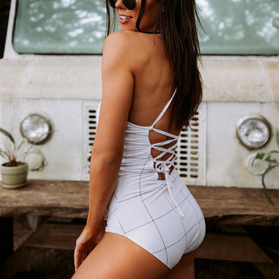 The Melbourne One-Piece Swimsuit