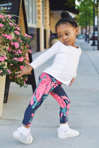 Mini Antigua Leggings - Albion - 5