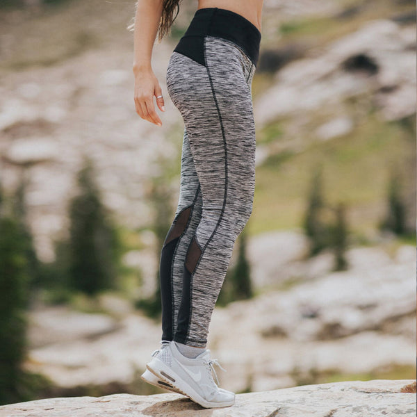 Mesh Tech Leggings - Albion - 2