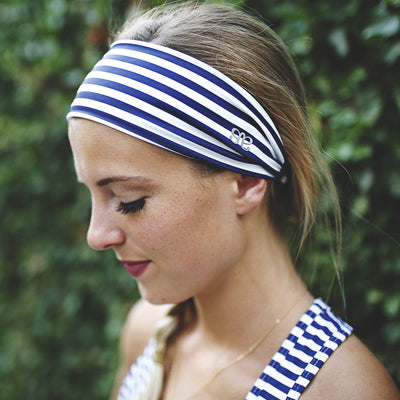 Pana Stripe Headband by Albion