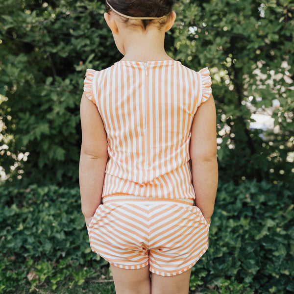 Kid's Peachy Keen Romper