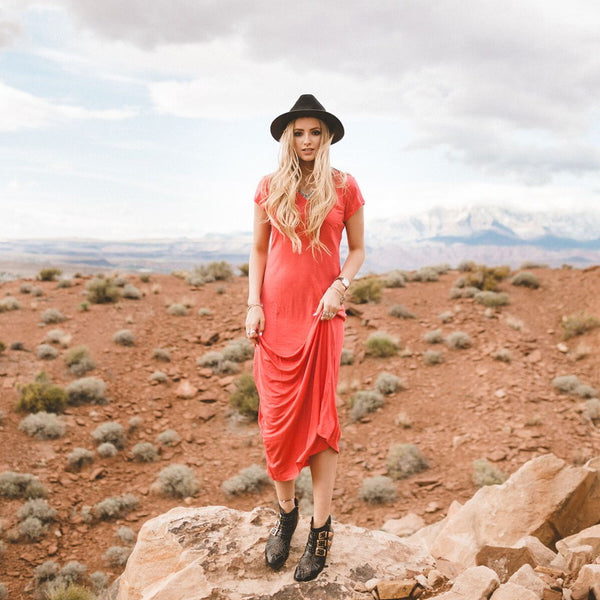 Sandia Maxi Dress - Albion - 2
