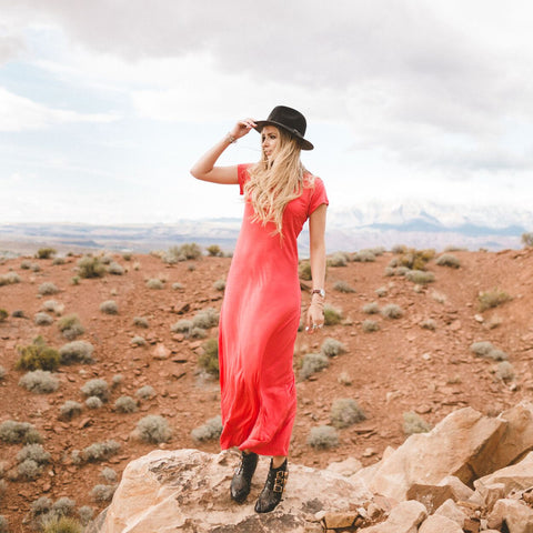 Sandia Maxi Dress - Albion - 1