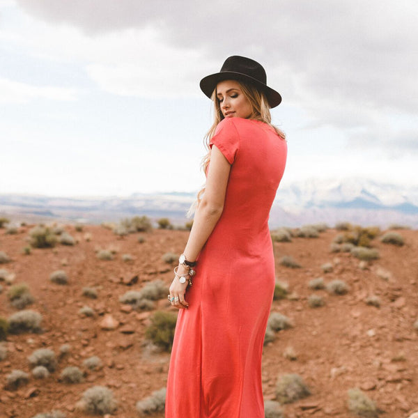 Sandia Maxi Dress - Albion - 4