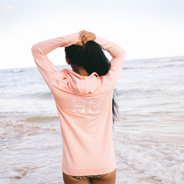Signature Hoodie, Ballet Pink - Albion - 4