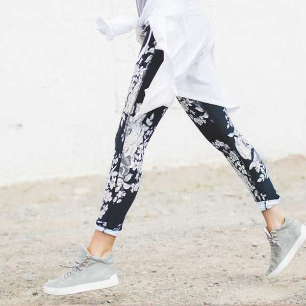 Antigua Slate Extend Leggings - Albion - 2