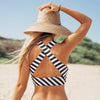 Albion Hang Ten Game Changer Swim Crop