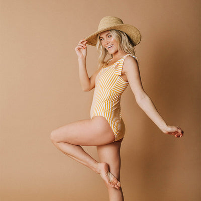 The Cabana One-Piece Swimsuit