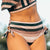 Sunset Stripe Tie Bottoms