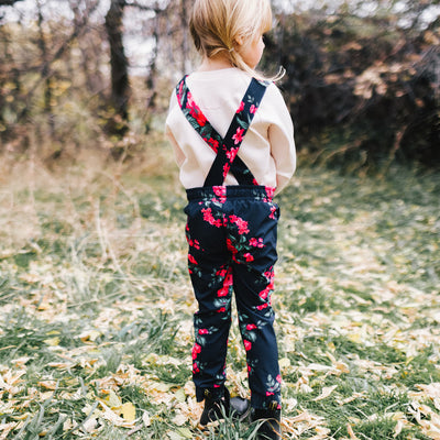 Albion Mini Antigua Overall Jumpsuit
