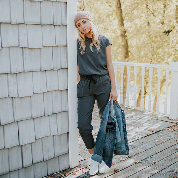 Granite Jumpsuit - Albion - 4