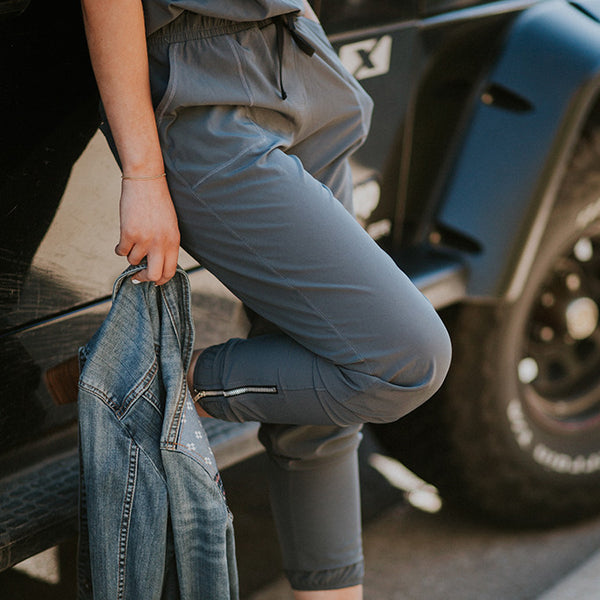Granite Jumpsuit - Albion - 3