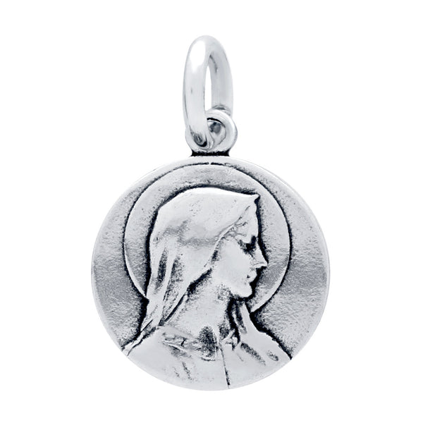 ZDC1370  SMALL VIRGIN MARY CHARM