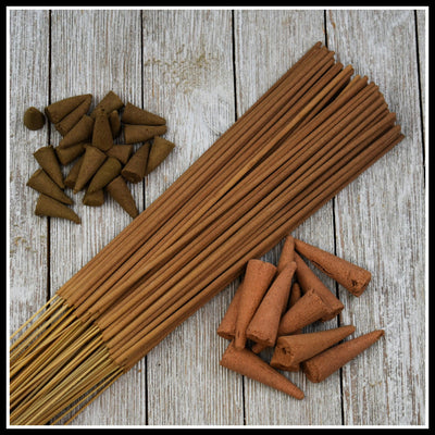 Bay Rum Incense