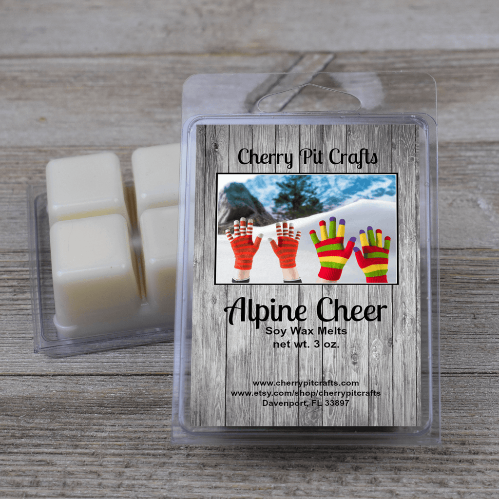 Alpine Cheer Soy Wax Melts