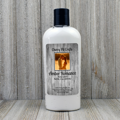 Amber Romance Body Lotion