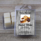 Amber White Soy Wax Melts