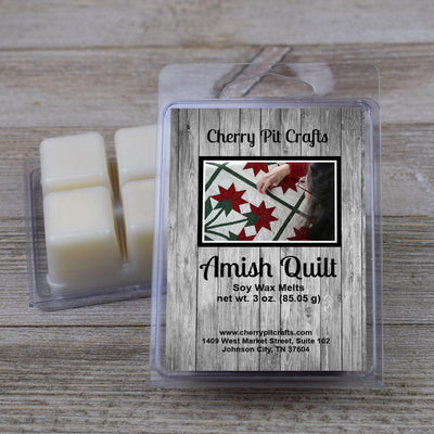 Amish Quilt Soy Wax Melts