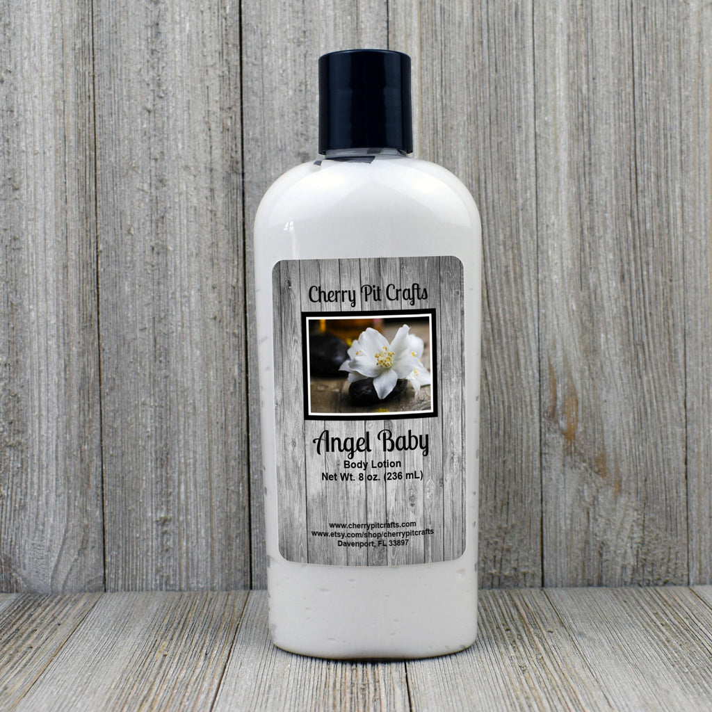 Angel Baby Body Lotion