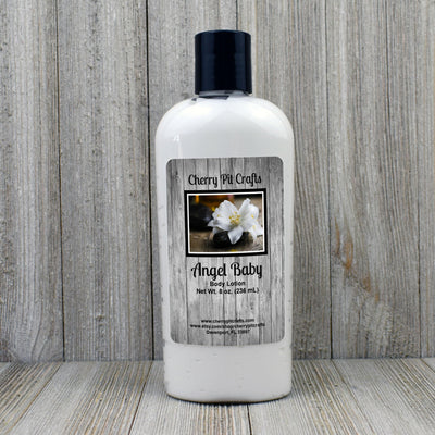 Angel Baby Body Lotion - Cherry Pit Crafts