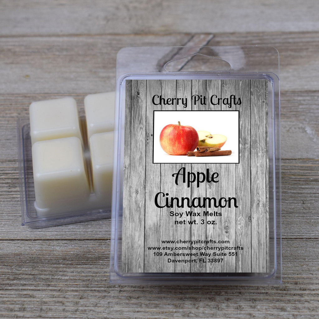 Apple Cinnamon Soy Wax Melts