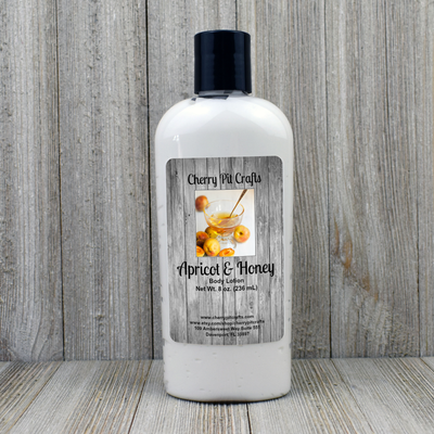 Apricot & Honey Body Lotion