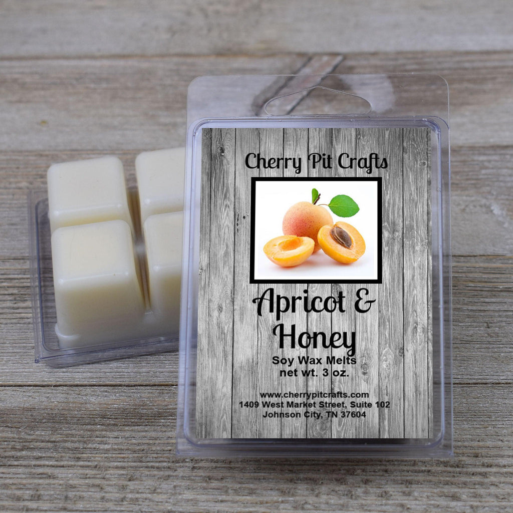 Apricot & Honey Soy Wax Melts