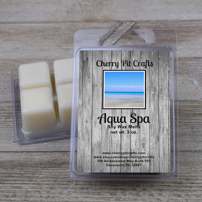 Aqua Spa Soy Wax Melts