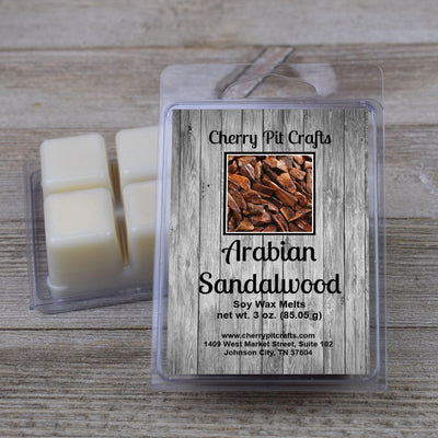 Arabian Sandalwood Soy Wax Melts