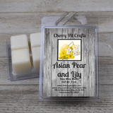 Asian Pear and Lily Soy Wax Melts