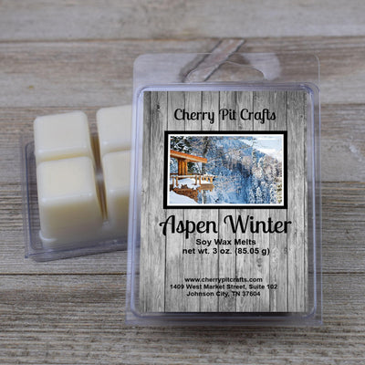 Aspen Winter Soy Wax Melts