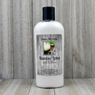 Bamboo Lotus Body Lotion