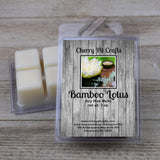 Bamboo Lotus Soy Wax Melts