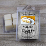 Banana Cream Pie Soy Wax Melts