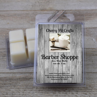 Barber Shoppe Soy Wax Melts