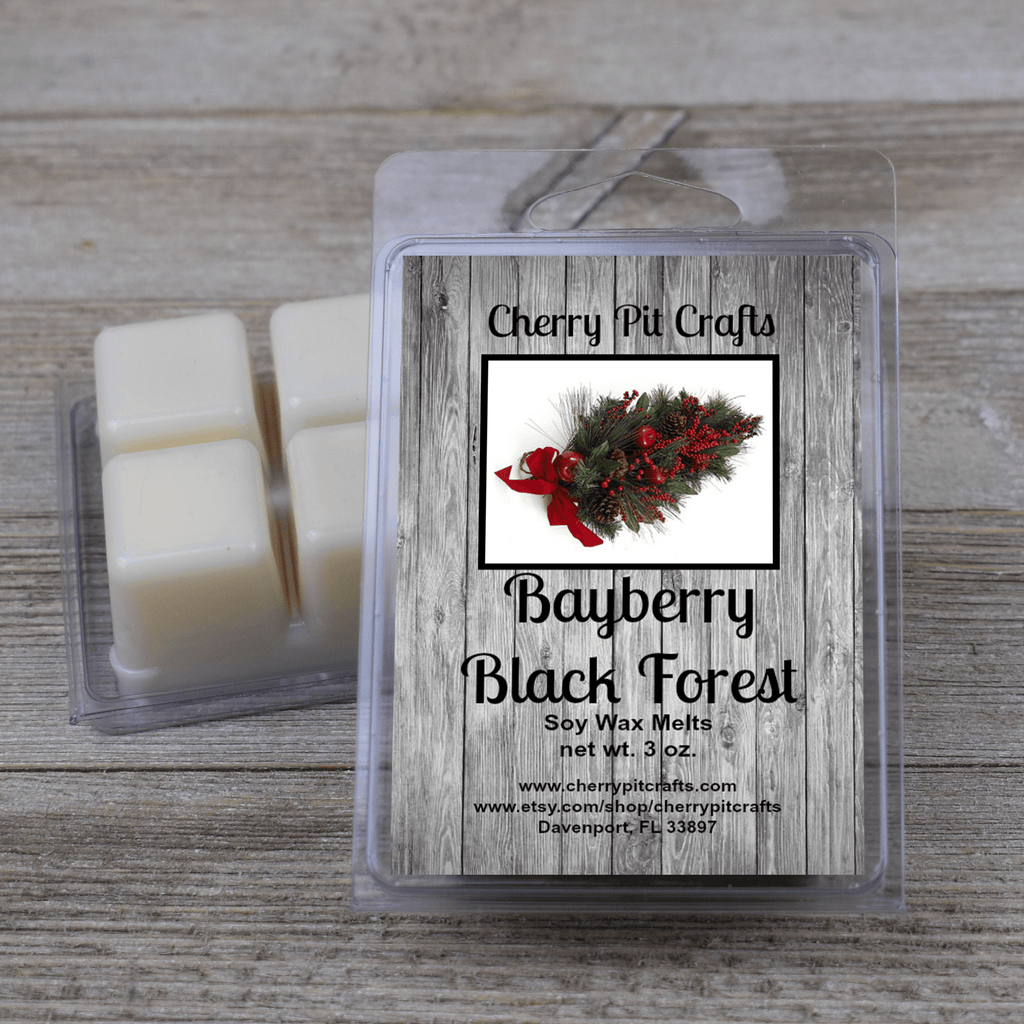 Bayberry Black Forest Soy Wax Melts