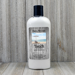 Beach Body Lotion
