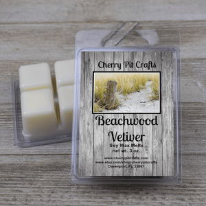 Beachwood & Vetiver Soy Wax Melts