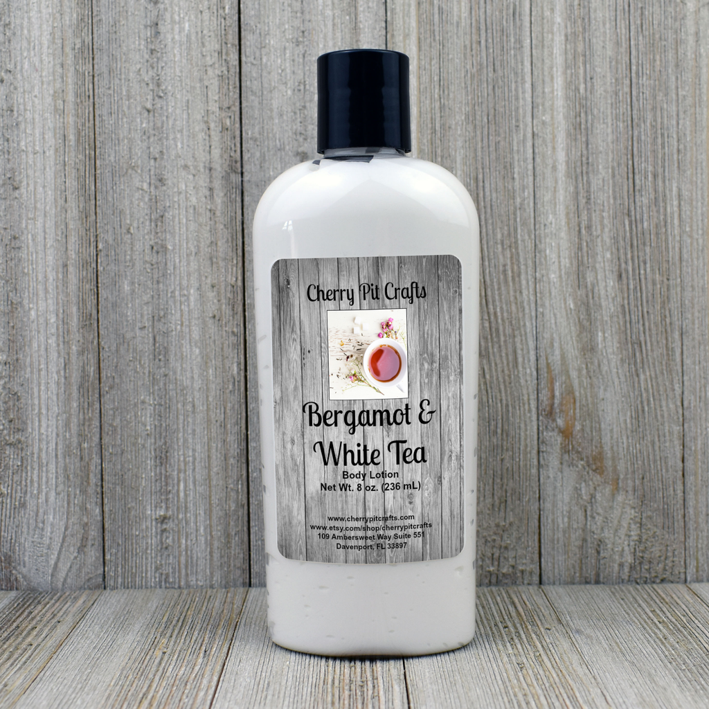 Bergamot & White Tea Body Lotion
