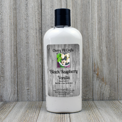 Black Raspberry Vanilla Body Lotion