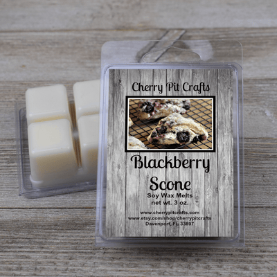 Blackberry Scone Soy Wax Melts