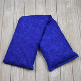 Cherry Pit Heating Pad - Ravenclaw Blue Tonal