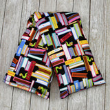 Cherry Pit Heating Pad - Bookworm - Cherry Pit Crafts