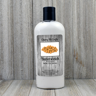 Butterscotch Body Lotion