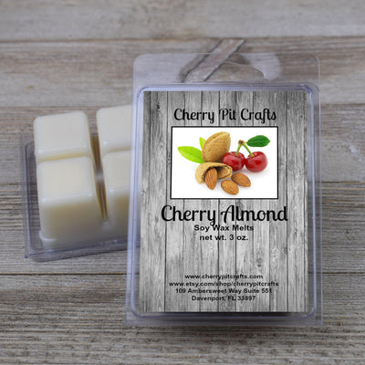Cherry Almond Soy Wax Melts