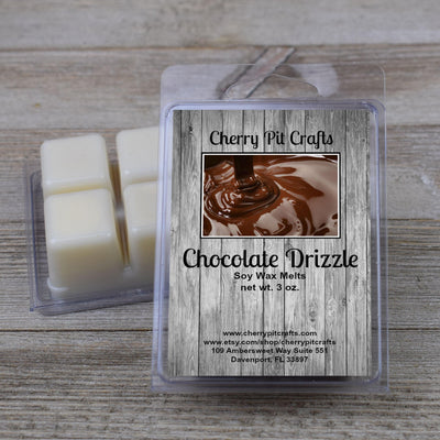 Chocolate Drizzle Soy Wax Melts