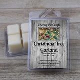 Christmas Tree Garland Soy Wax Melts
